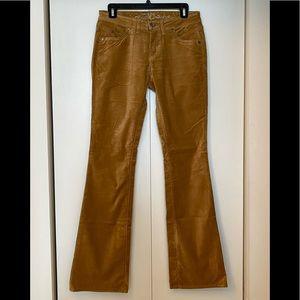 EDUN Caramel Suede Jeans